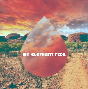 My Elephant Ride cover 1