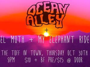 Ocean Allys support, Oct 30th 2014